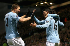 Manchester City  vs Norwich City (kuhnen44) Tags: england football unitedkingdom soccer norwich manchestercity gbr premierleague manchestercityfc clubsoccer norwichcity norwichcityfc englishpremierleague englishsoccerleague