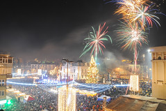 Happy New Year ! (roger_popa) Tags: winter romania happynewyear revelion pitesti iarna 2013 artificii rogerpopa