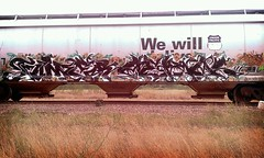 cold night... (lazy_on_dro) Tags: graffiti texas south graff xtc freight fumes rgv aeros 956 dyc fr8s 3fk 5fd flickrandroidapp:filter=tokyo