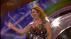 Tricia Penrose is seen entering the house on 'Celebrity Big Brother'