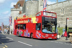 City Sightseeing 360 - AE60 GRU (Solenteer) Tags: volvo 360 windsor ratp mcv citysightseeing b9tl bathbus dd103 ae60gru