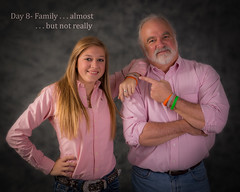 Day 8- Family . . . almost . . . but not really (Wishard of Oz) Tags: family pink portrait studio day008 project365 2013yip 365the2013edition 365in2013 8jan13 day18352192