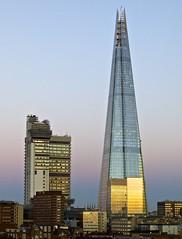 The Shard (Joebelle) Tags: london canon geotagged newyear shard geotag g15 theshard canong15