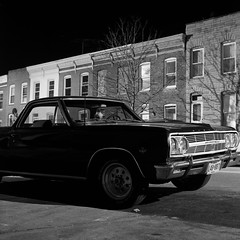 (patrickjoust) Tags: auto street city urban bw usa white house black classic 120 6x6 mamiya tlr blancoynegro film home car night analog america dark lens us washington reflex md focus automobile long exposure fuji village mechanical united release tripod north patrick twin maryland cable s row baltimore fujifilm after medium format neopan 100 states manual 12 80 joust developed f28 develop acros estados xtol 80mm blancetnoir unidos c330 sekor pigtown schwarzundweiss fujifilmneopan100acros mamiyac330s autaut sekor80mmf28 patrickjoust developedinxtol12