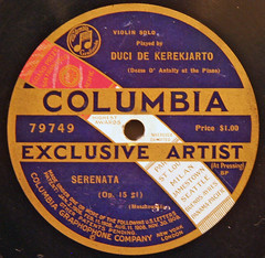 Columbia Exclusive Artist - 79749 (3) (Klieg) Tags: columbia brunswick victor 03 collection record victrola klieg 78s klieger
