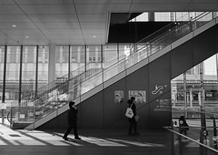 Flickr photo/ (EL.F) Tags: street bw japan photography candid sigma snap         19mm      nex7