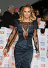The National Television Awards (NTA's) 2013 held at the O2 arena - Arrivals Featuring: Kimberley Walsh