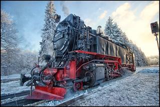 Die Brockenbahn HSB 25/365