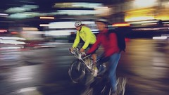 London night bike 4