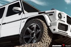 Mercedes Benz G63 AMG on Velos Designwerks S6 2PC (wheels_boutique) Tags: mercedes benz mercedesbenz g63 amg gwagon velos velosdesignwerks s6 2pc nitto trail grappler mt wheelsboutique wheelsboutiquecom teamwb brabus brabususa