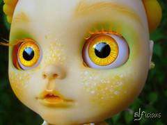 Lemon´s eyes