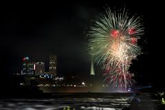 3Q0A9559e (agentsmj) Tags: niagarafalls newyork roadtrip vacation landmark outdoors waterfall tourism exploration summer humid august 2016 scenic beautiful night dark fireworks lights