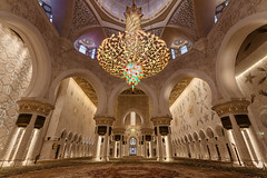 Grand Mosque (Timeless Seeker) Tags: moschee abudhabi uae mosque zahid