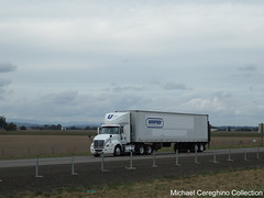 Unified Grocers International Prostar (Michael Cereghino (Avsfan118)) Tags: unified grocers ih international prostar daycab semi truck trucking tractor trailer liftgate