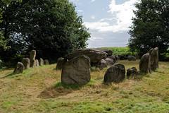 Hunebed D50 - Noord Sleen - Drenthe - Pays Bas (Vaxjo) Tags: hunebed d50 alle couverte dolmen mgalithes drenthe paysbas noordsleen