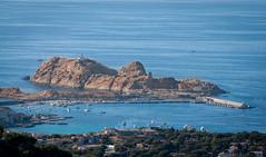 l'ile Rousse - Corse/Corsica (Pierrotg2g) Tags: paysage landscape city ville port corse corsica nikon d90 tamron 70200
