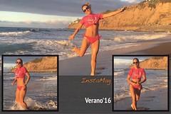 Carreritas por la playa que saben a gloria! #VeranitoMio #VeranitoDeMiAlmaYDeMiCorazon (elblogdemonica) Tags: ifttt instagram elblogdemonica fashion moda mystyle sportlook springlooks streetstyle trendy tendencias tagsforlike happy looks miestilo modaespaola outfits basicos blogdemoda details detalles shoes zapatos pulseras collar bolso bag pants pantalones shirt camiseta jacket chaqueta hat sombrero