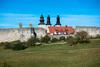 Stadtmauer von Visby (swissgoldeneagle) Tags: citywall stadtmauern townwall sverige stadtmauer visby rx100m4 schweden mauer ramparts sweden skandinavien wall scandinavia gotland rx100 gotlandslän se