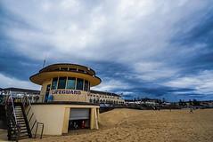 DSC01478 (Damir Govorcin Photography) Tags: lifeguard lookout bondi beach sydney sand clouds sky zeiss 1635mm sony a7ii