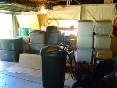 Your life in boxes (Beautification Syndrome) Tags: moving boxes buffalo stuff