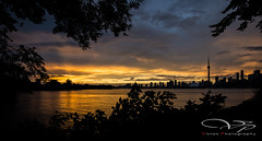 Sunset (Vistan Photography) Tags: cntower bluejays island lake ontario outdoors rogerscentre toronto exif:model=canoneos6d exif:aperture=11 geocountry camera:make=canon geocity exif:lens=ef1635mmf4lisusm camera:model=canoneos6d exif:focallength=16mm geo:lon=79375193333333 exif:isospeed=200 geostate geolocation geo:lat=43623641666667 exif:make=canon
