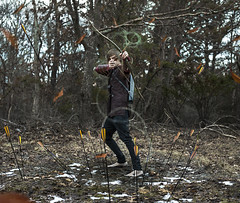 The Last Shot (Let_Them_Dream) Tags: conceptual justgoshoot goshoot nature photography nikond800 capture focus fun bow lordoftherings legolasbow arrow concept personalshoot release dowhatyoulove