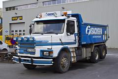 "Scania T 500 "" ISACHSEN "" (N) (magicv8m) Tags: tir trans transport lkw"