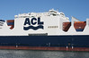 ATLANTIC SAIL - ACL - in New York, USA. August, 2016 (Tom Turner - SeaTeamImages / AirTeamImages) Tags: roro rollon rolloff cargo container tomturner spot spotting water waterway kvk killvankull channel statenisland atlanticsail acl newyork bigapple unitedstates usa nyc marine maritime pony port harbor harbour transport transportation logo titles brand livery colors