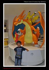 Tokyo Trip 2015 051 (Lord Dani) Tags: charizard pikachu pokemon pokemoncenter tokyo japan ikebukuro sunshinecity