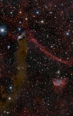 VdB152-C (Chuck Manges) Tags: wolfs cave vdb152 celestron hyperstar ccd qhy23m cepheus nebula astronomy astrophotography