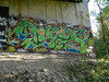 Typo (Anthony Orosz) Tags: ohio wall graffiti highway spot toledo typo 75 ra typos 2012 475