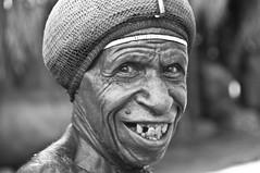 Dani smile (stefano barz) Tags: portrait indonesia tribal papua ritratti trib villaggi baliemvalley wamena