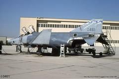 163rd TRG  McDonnell RF-4C Phantom II 66-0461 (Digital Vigilante) Tags: 1990 mcdonnell rf4c phantomii californiaang 660461 163rdtrg