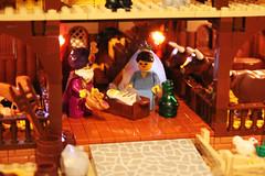 9788 (c.behrens) Tags: christmas david barn joseph star sheep lego maria jesus crib jul betlehem nativity 2012 3wisemen krybbe