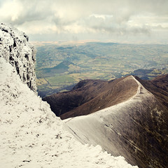 Pen Y Fan (martinturner) Tags: park winter mountain snow cold ice wales pen square landscape fan y britain south freezing peak southern national crop trust brecon beacons powys highest cribyn martinturner