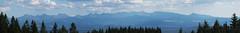 Panorama Tatr z Orawy Polskiej (arjuna_zbycho) Tags: panorama mountains poland polska berge polen orava landschaft gry tatry arwa orawa rva tourismusregion orawapolska regionturystyczny