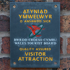 QUALITY ASSURED VISTOR ATTRACTION (Leo Reynolds) Tags: sign canon eos f45 7d 60mm iso125 hpexif 0011sec xleol30x