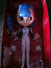 Ayanami Rei in Box