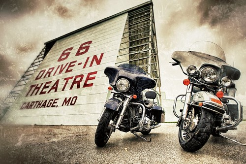 66 Drive-In, Carthage Missouri