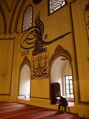 (kenzilicious) Tags: architecture market tomb silk mosque ottoman bazaar bursa turbey