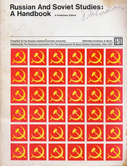 1251 (Montague Projects) Tags: illustration typography graphicdesign bookcover textbook coldwar dailybookgraphics sovietstudies