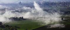 Nebbia (CapitanoNemo) Tags: fog italia nebbia perugia assisi umbria
