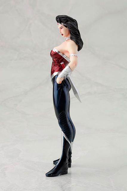 壽屋 正義聯盟的Wonder Woman 女超人 NEW52的版本