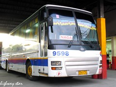 Philtranco 9598 (Highway Star) Tags: man bus deluxe deck service hi sr incorporated enterprises philtranco 18310 lionsstar exfoh