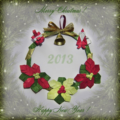 Happy New Year (Maslova Halyna) Tags: ring santaclaus happynewyear tomokofuse toshietakahama