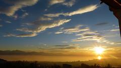Gleamer (anjoyplanet) Tags: light sunset panorama lake soleil solar lumière lac lausanne gleam rays leman léman coucherdesoleil rayons maitre solaire élève privilège astre resplendissant éclairagiste anjoyplanet