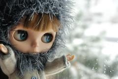 It is Snowing Outside