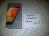 Free Google Nexus 4 - Mark Dawson - UK