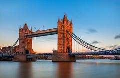 London - Glory (Nomadic Vision Photography) Tags: greatbritain winter sunset london architecture unitedkingdom theriverthames twlight londontowerbridge jonreid londonattractions tinareid nomadicvisioncom