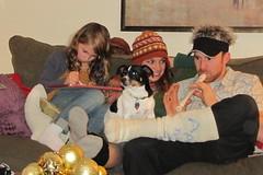Fun on the Couch (paulhami) Tags: christmas family annika isaac aaron daisy courtenay krystin anjalishouse